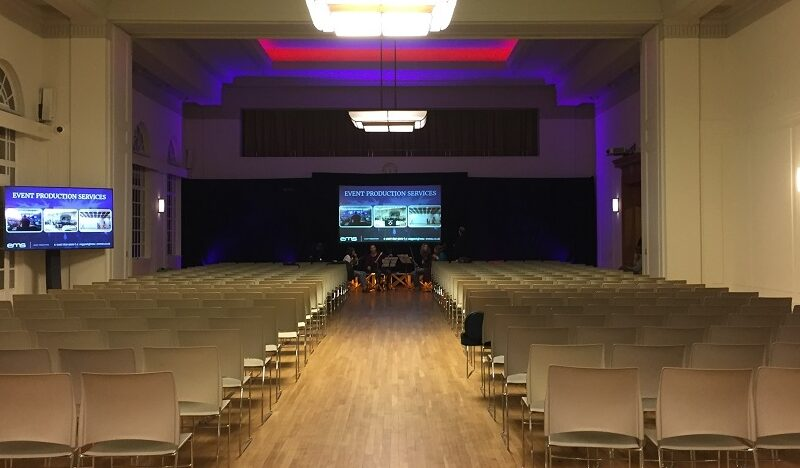 LED screens for hire London