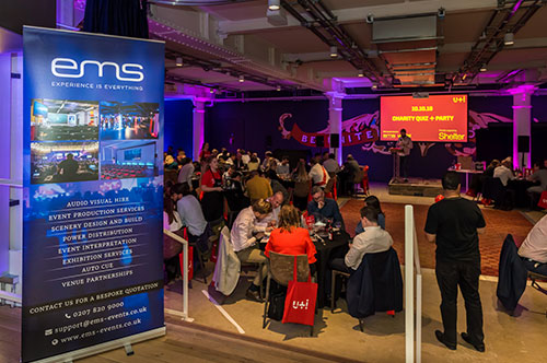About EMS Events Production Company in London