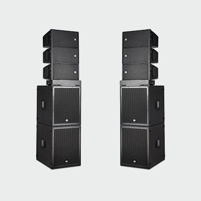 RCF-Line-Array-Systems