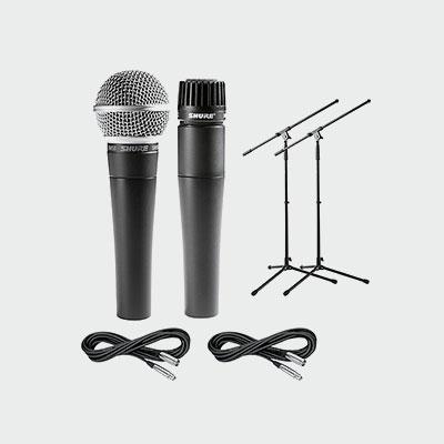 SM58--Microphones