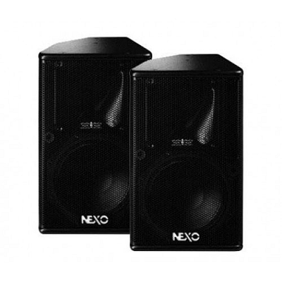 Nexo PS8 Speaker Hire London