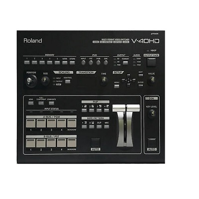 Roland V40HD Video Switcher HIRE in LONDON