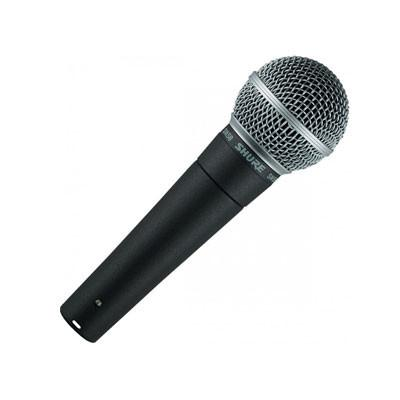 Shure SM58 Microphone Hire London