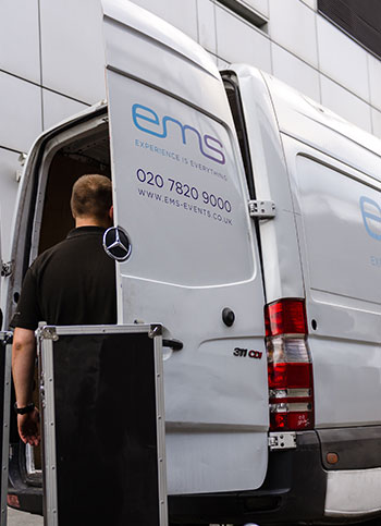 Audio Visual Hire London - Event Production Company | EMS Events
