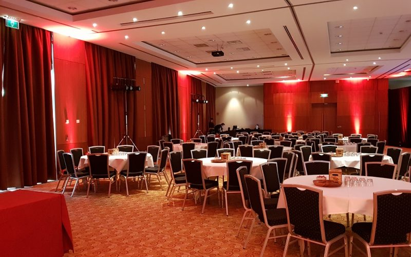 event productions by ems events in Brussels