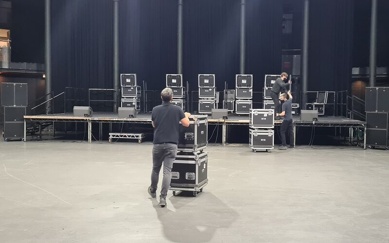 Audio Visual Setup