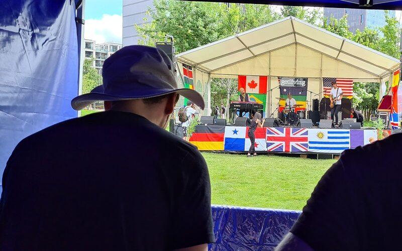 Festival London AV HIre