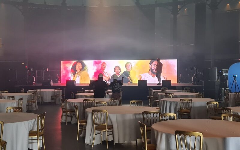 LED Screen Hire in London August 2021