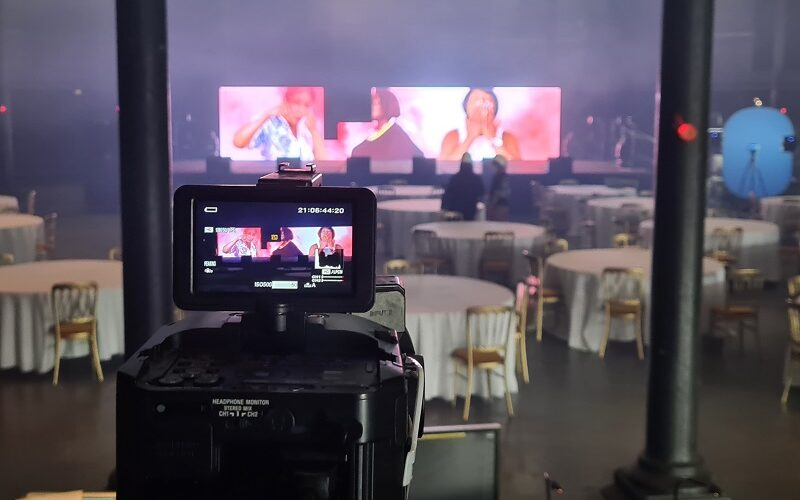 LED Videowall Hire for Black Pride